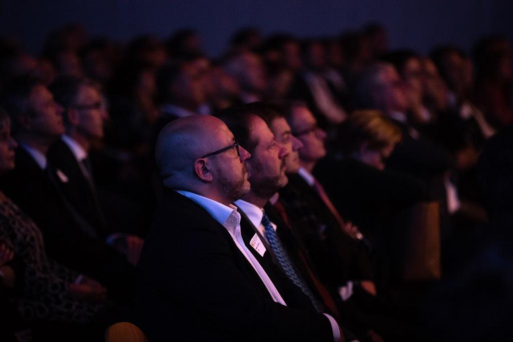 Remise Prix à l'innovation 2018/2019, Forum Fribourg - © Stéphane Schmutz