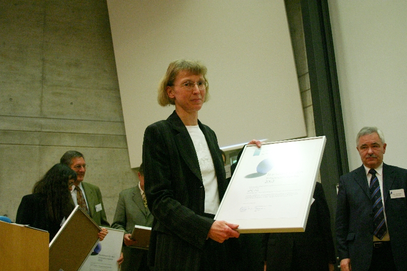 Innovation Fribourg 2003